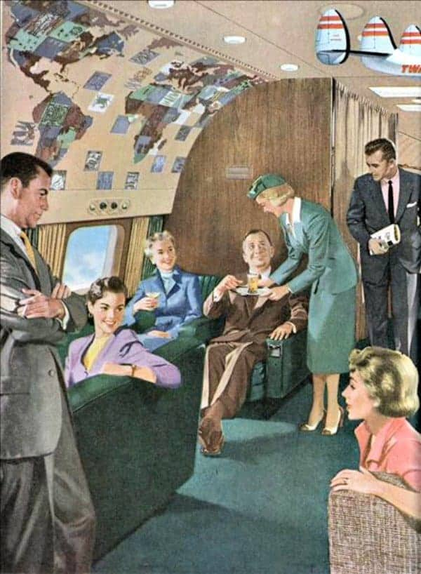 Flying isn't like the old days. Has air travel etiquette flown away in modern times?