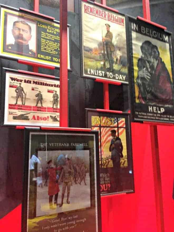The year 2014 marked the centenary of World War I in Europe. The In Flanders Fields Museum in Belgium is one of the best places to learn about the Great War. (thetravellingmom.ca)