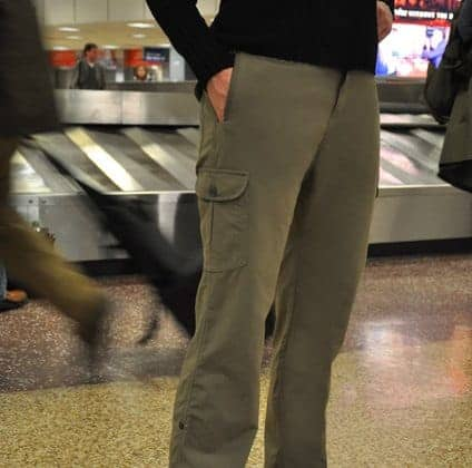 How do Clothing Arts Pick-Pocket Proof pants measure up to the camel test? Our review measures the travel safety of the P^cubed pants.
