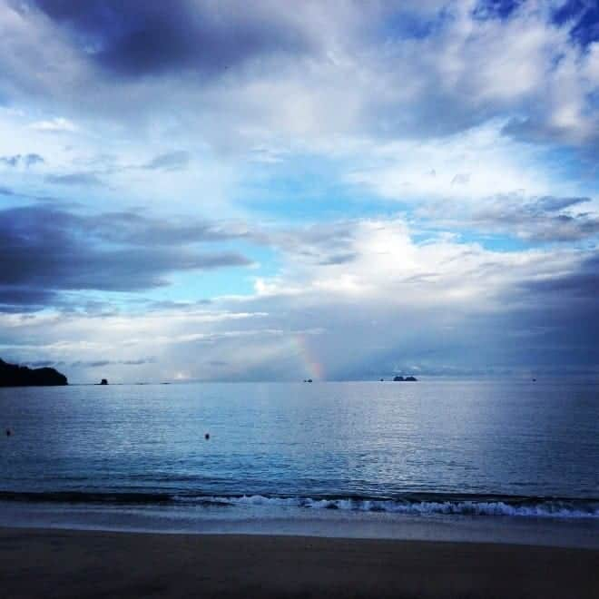 Discovering marine magic in the waters of Playa Conchal, Costa Rica