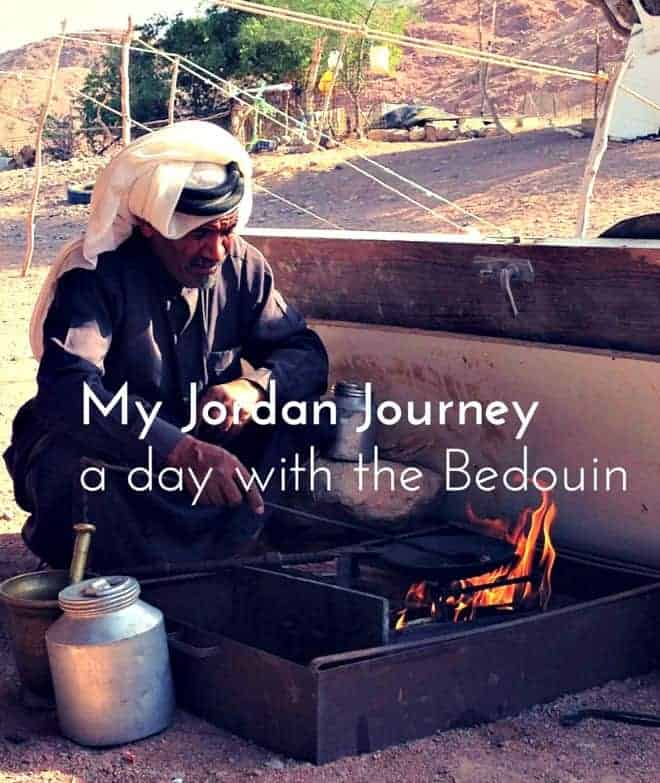 Jordan is filled with incredible sites and people. Spending a day in the desert among the bedouin is a highlight of visiting Feynan Ecolodge in Dana. (via thetravellingmom.ca)
