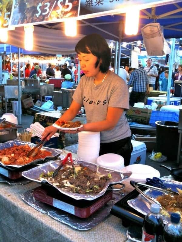 Can you ever have too much of a good thing? Not when you're visiting the food hawker stalls at the Richmond Night Market. (via thetravellingmom.ca)