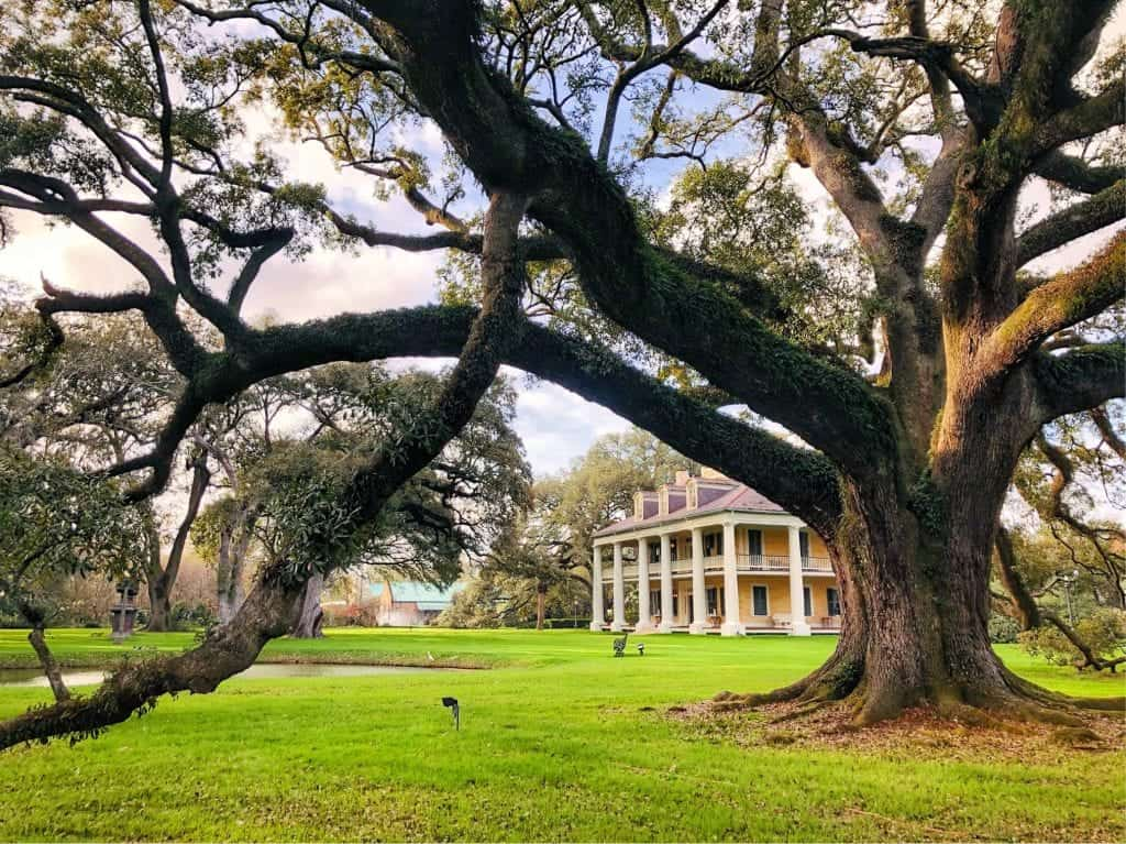 new orleans plantation country tours