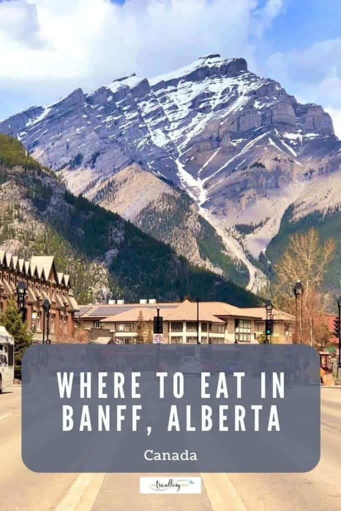 where to eat in banff