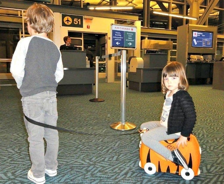 Who's afraid of a baby with a suitcase? Not you, with these super helpful tips from family travel experts on how to travel with kids and babies.