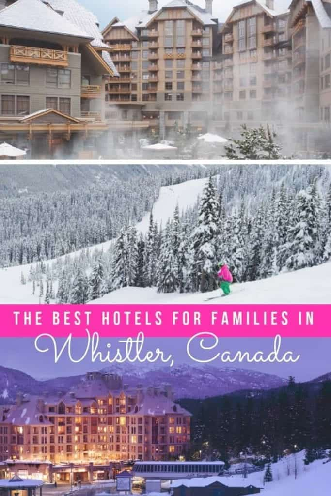hotels in whistler during winter