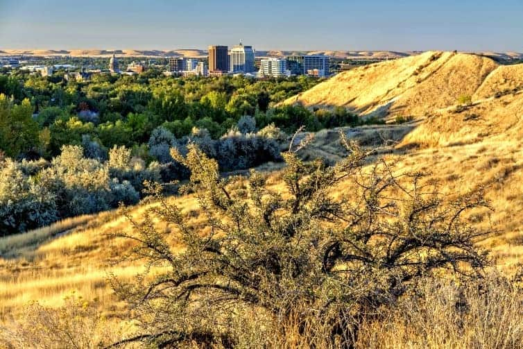 Looking for a great summer vacation destination that will knock your socks off? Twenty tips for great summer activities and things to do in Boise, Idaho.