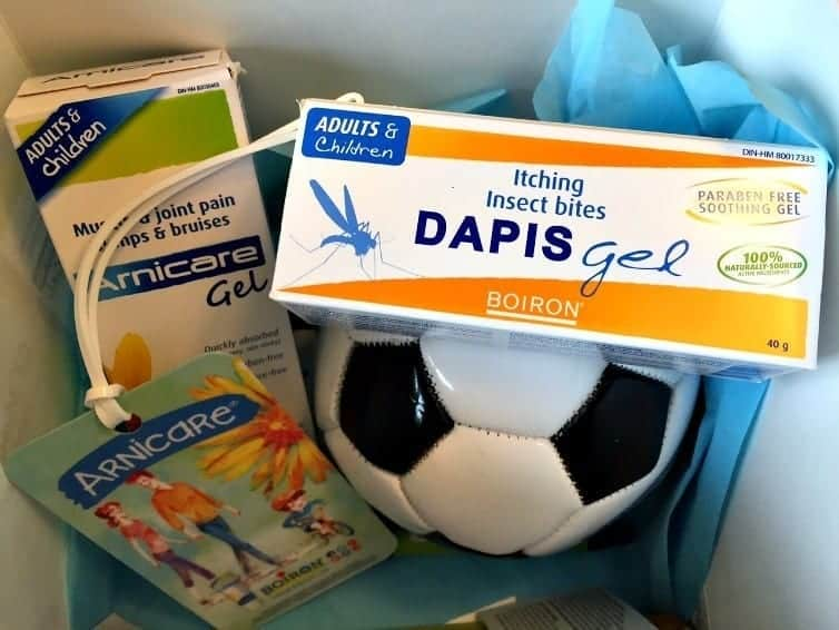 Boiron's Summer Essential Homeopathic remedies for insect bites, muscle cramps and joint pain are going straight into my travel medical bag (via thetravellingmom.ca)
