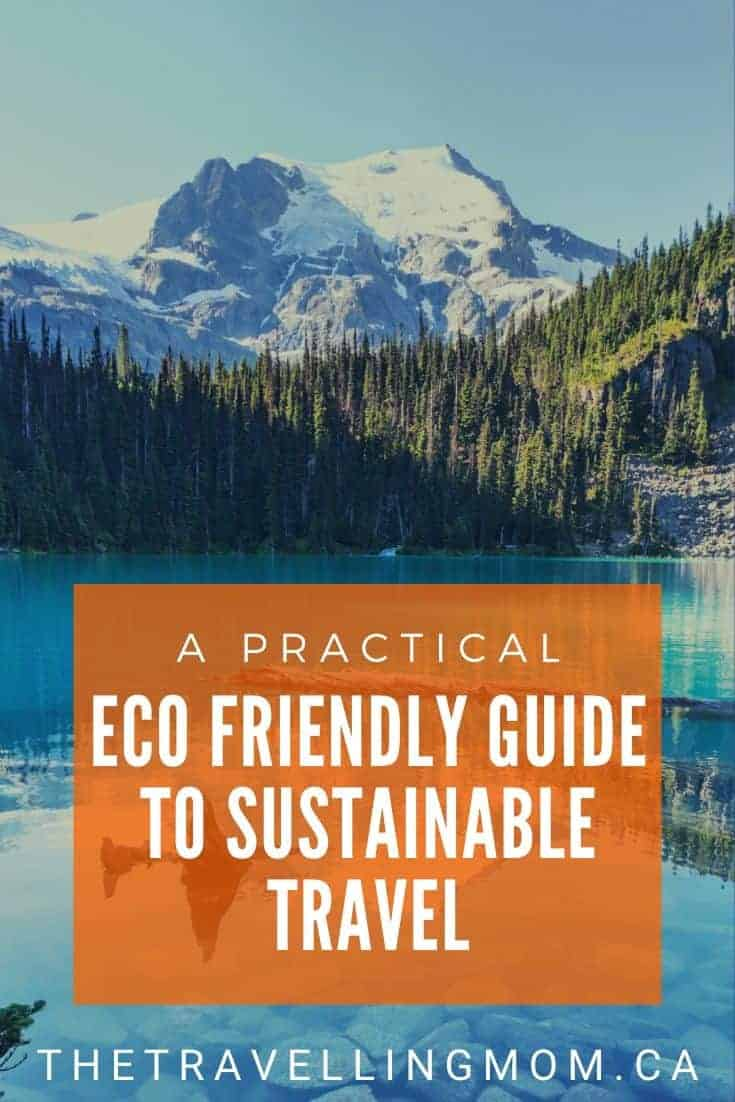 eco friendly guide to sustainable travel