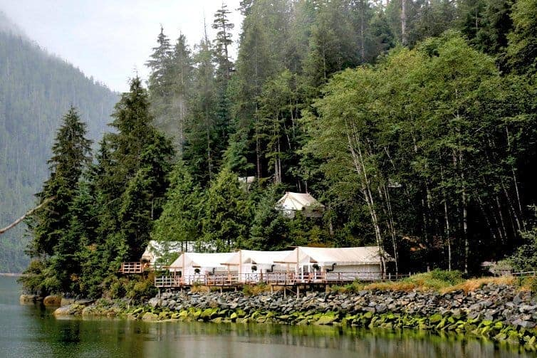 Ultimate in Wild Luxury at Clayoquot Wilderness Resort | Claudia Travels