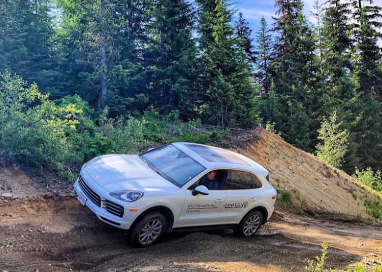 How to Drive your Dream Car with Porsche Driving Experience Whistler   The Travelling Mom