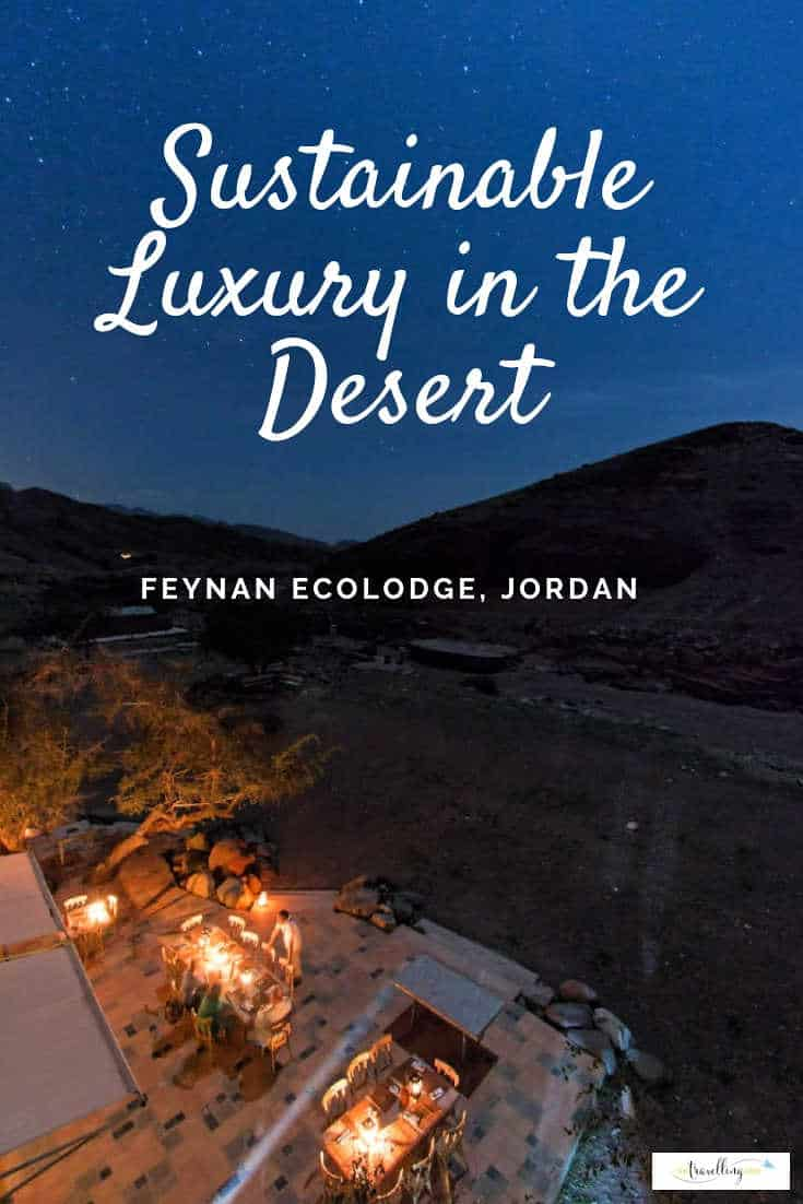 Curious travellers will find comfort, desert discovery and sustainability at the fabulous Feynan Ecolodge Jordan, in the Dana Biosphere Reserve.
