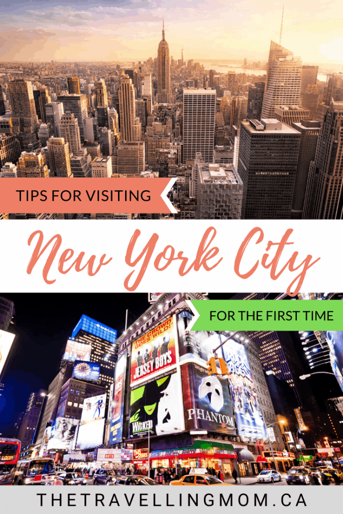 first time to new york city