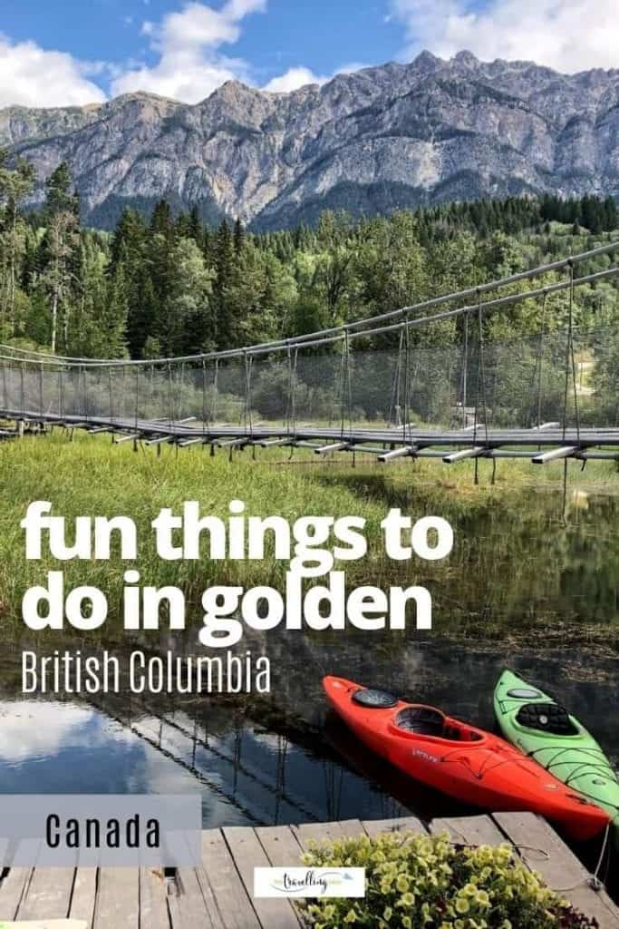 what to do in golden bc
