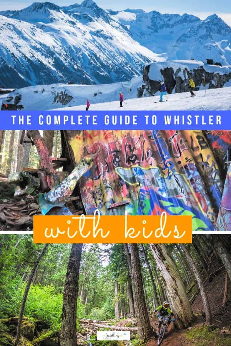 things to do in whistler with kids