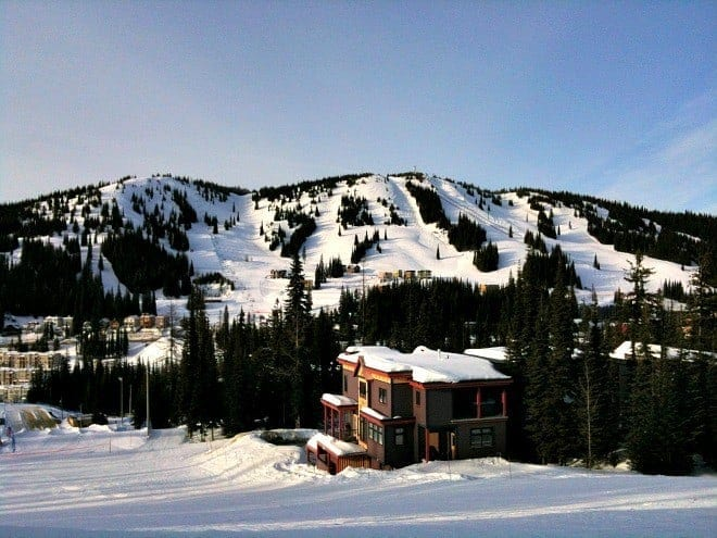 Located high above British Columbia's Okanagan Valley, Silver Star is a ski destination that caters to families and offers gold medal fun for all ages. (via thetravellingmom.ca)