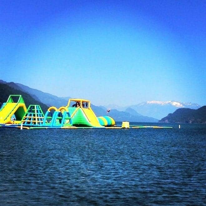 The resort town of Harrison Hot Springs offers more than the relaxing hot springs and resort on its lakeshore. Here are five fun things for families to do. (via thetravellingmom.ca)