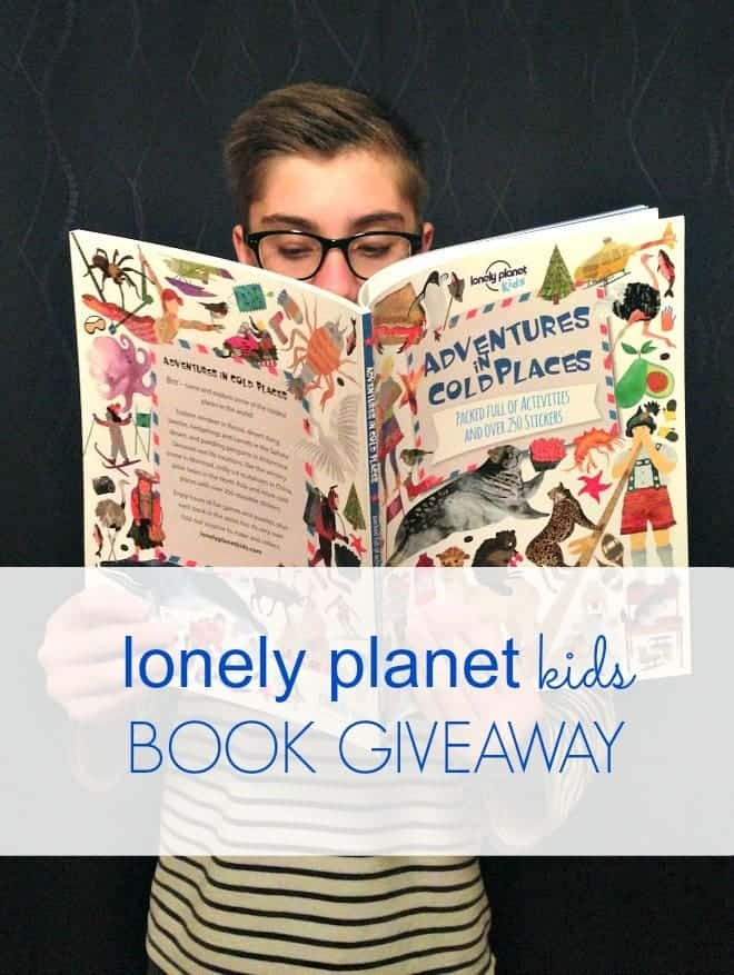 Lonely Planet Book Giveaway