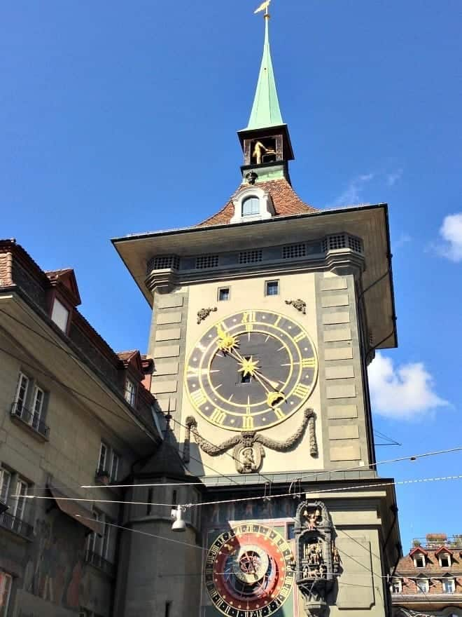 free things to do in bern switzerland