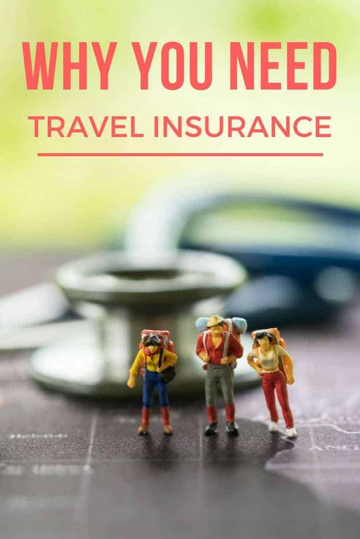 Protecting your family while you're on vacation is a smart travel hack, and it doesn't have to cost a fortune. Why you should never leave home without adequate holiday travel insurance.
