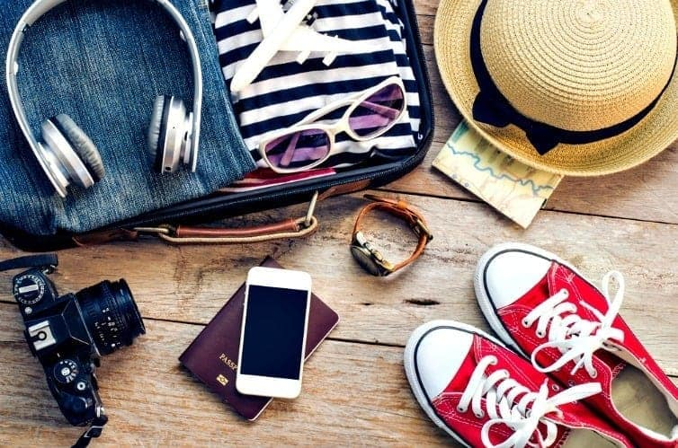 Keep the heat at bay on your next holiday. How to stay fashionable and fun during your summer travels.