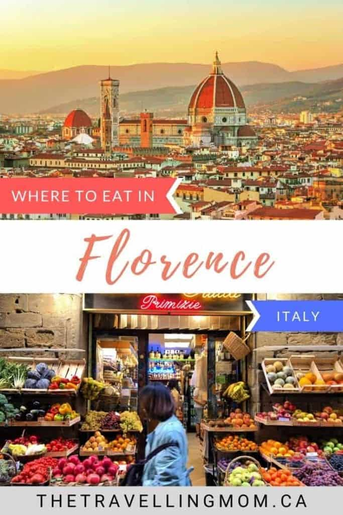 where to eat in florence