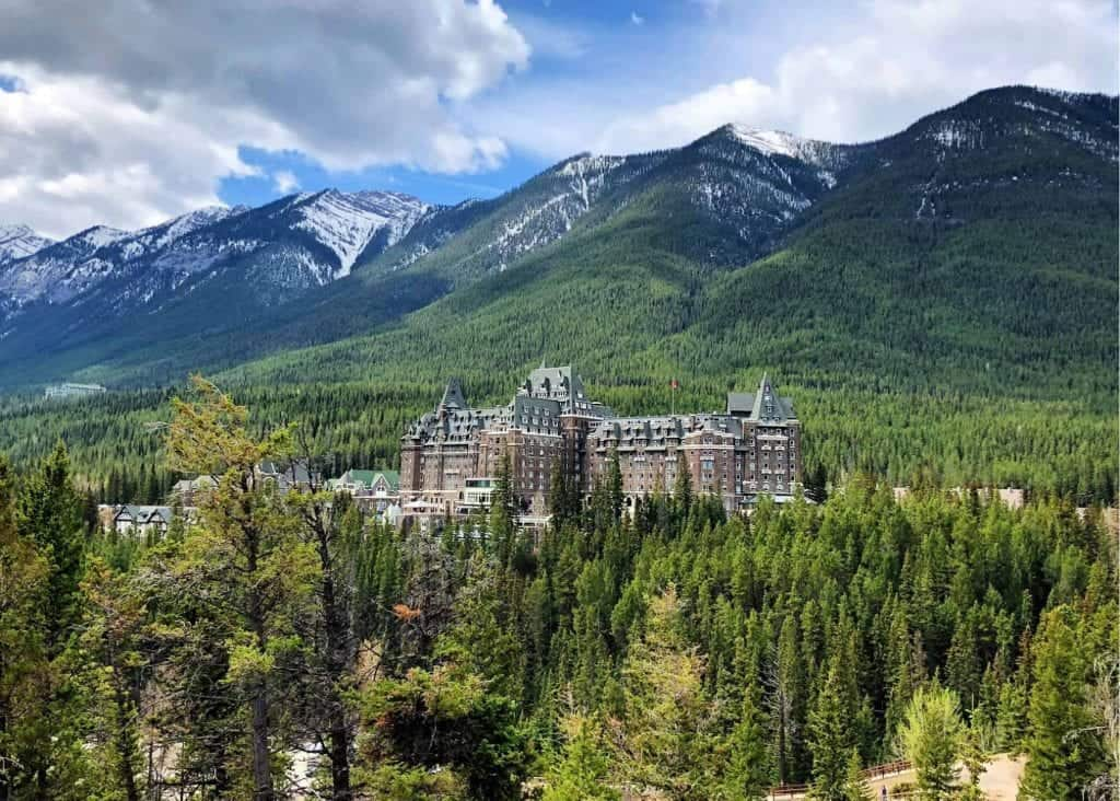 best hotels in banff
